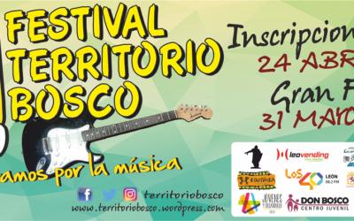 Abierto Plazo XII Festival Territorio Bosco