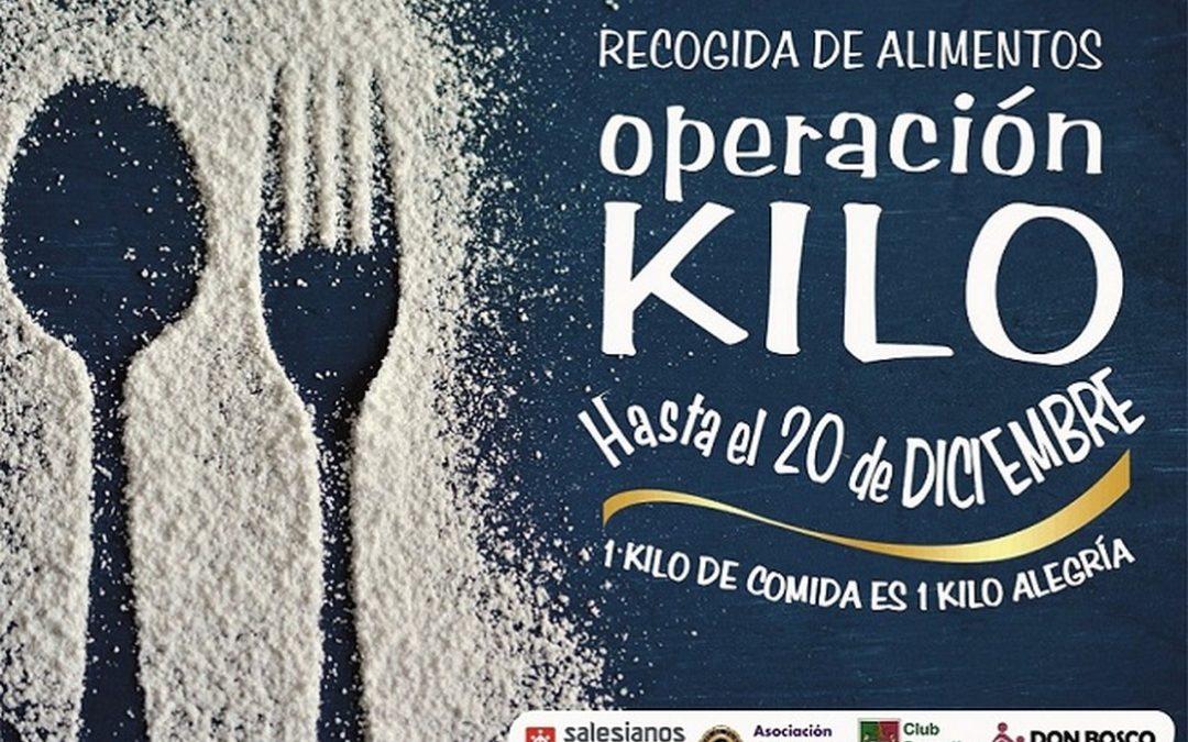 Operación Kilo 2018: Gracias por vuestra colaboración