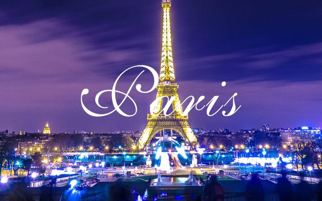 Excursión a París (22- 29 abril)