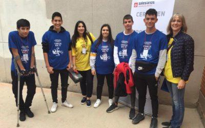 Participamos en el II Certamen de Proyectos de FP Básica (Madrid)