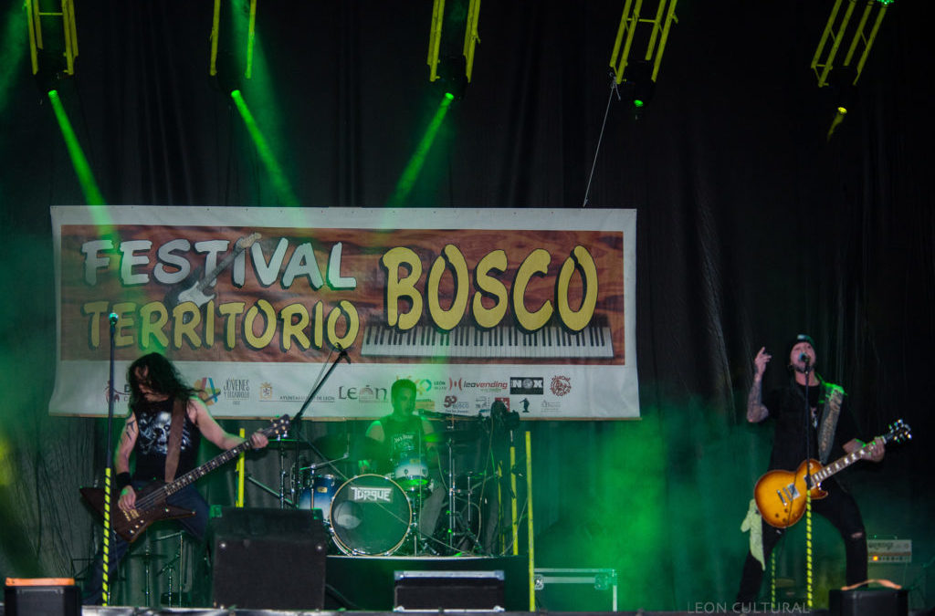 El grupo de Rock «Send» gana el XII Territorio Bosco