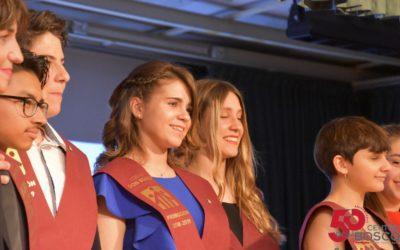 Ecos e Imágenes de la Graduación e Imposición de Insignias