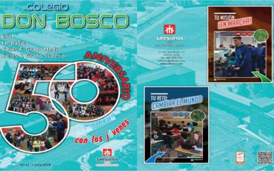 Revista Anuario del Curso 18/19: Así es nuestro Centro