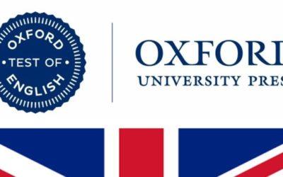 Última prueba del curso en Centro Oxford