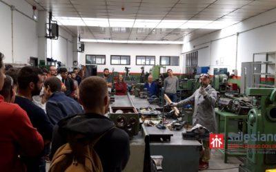 El fabricante de herramientas abrasivas PFERD nos visita
